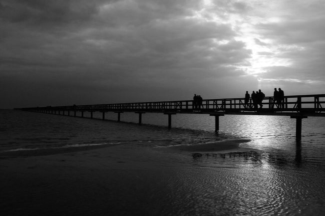 Blackandwhite Bw_collection Darkness And Light Vanishing Point Monochrome
