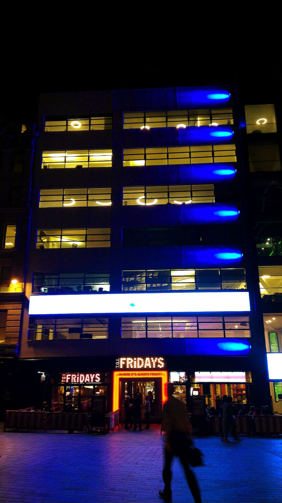 London Lifestyle London Night Panorama Nightlife Notte Eletricscolour Eletric Colori Elettrici