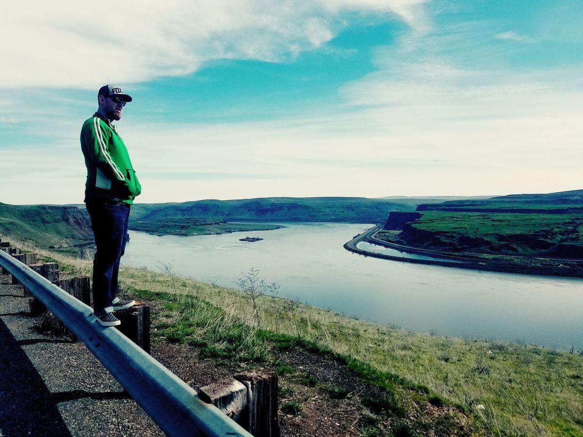 PNW Photography Scenics Landscape Travel Destinations The Great Northwest Explore Southern Washington NorthwestLifestyle Glorious Northwest Doyoutravel Cloud - Sky Sky Outdoors Water The Great Outdoors - 2017 EyeEm Awards