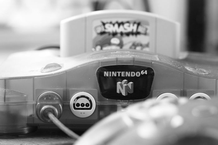 Still works like a charm 🎮💕😁 Nintendo Old-fashioned No People Hanging Out Gaming Oldgames Oldconsoles LongTimeAgo  1990s Nintendo64 Justchillin Lovegames Supersmashbrothers Memories Mychildhood Backinthedays 任天堂 ゲーム 古いのに