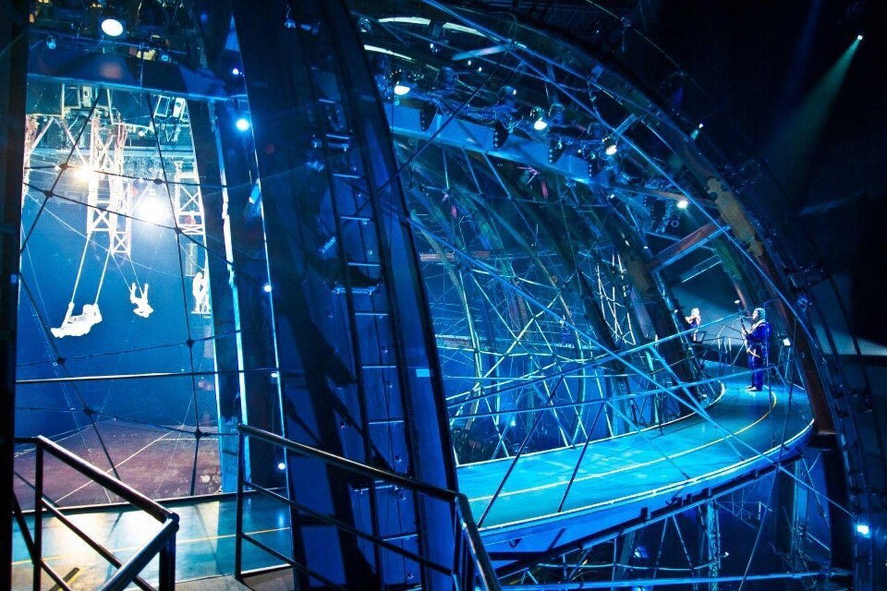 Cirque du Soleil ZED show at Tokyo Disneyland Cirque Du Soleil Cirque Show Tokyo,Japan Stagephotography Eyemphotography Eyem Gallery Eyem Best Shot Eyem Masterclass Architecture_collection