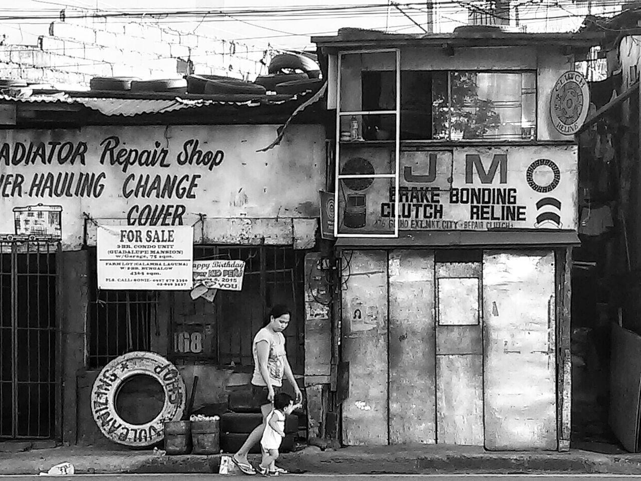 A child's backyard playground. Eyeem Philippines EyeEm Manila Streetphoto_bw Streetphotography Everybodystreet The Human Condition Street Photography Mobilephotography Blackandwhite Bw_collection Everyday Philippines Everyday Lives Taking Photos Walking Around Mobilephotographyphilippines Mobilephotographyph My Country In A Photo Showcase: January The Street Photographer - 2016 EyeEm Awards Monochrome Photography Enjoy The New Normal Embrace Urban Life