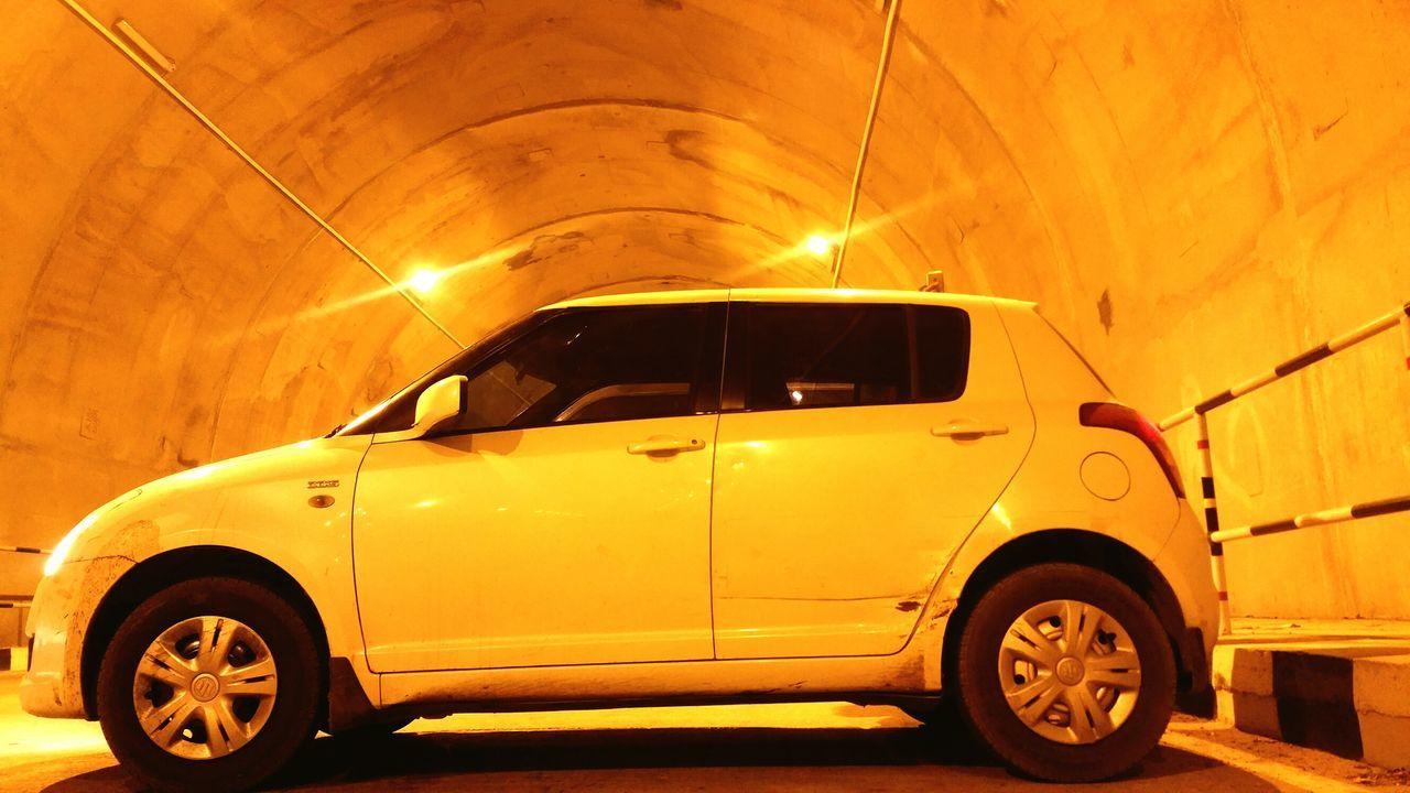 Trap the Tunnel... Showcase: December