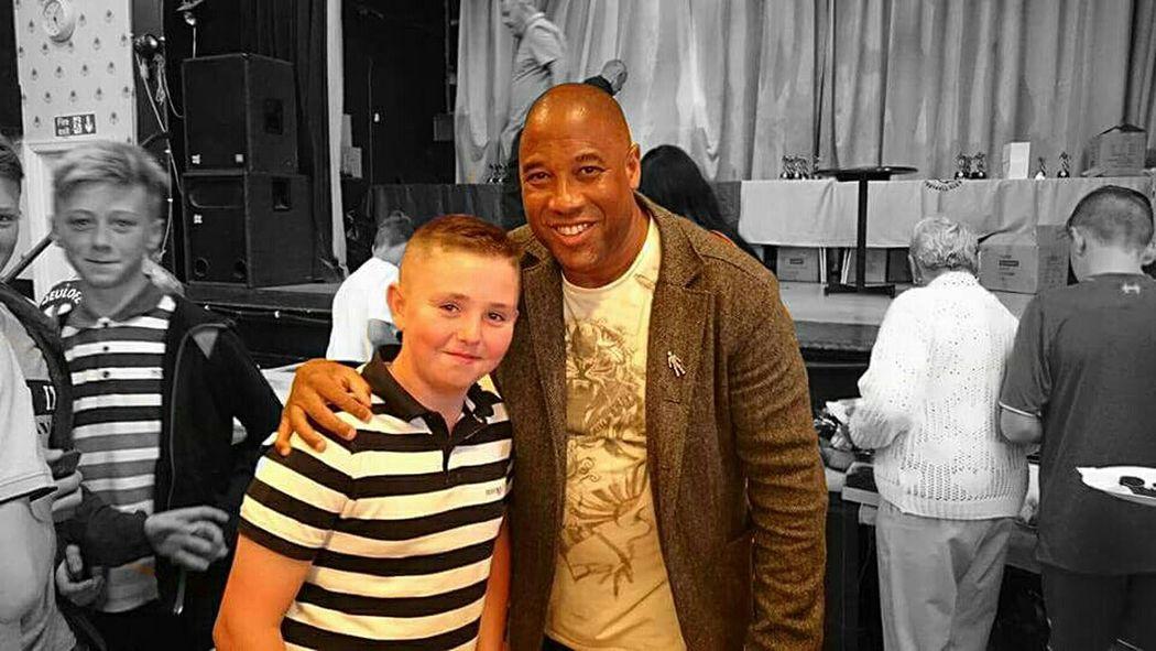 Football Player Footballislife Liverpool Fc Soccer Player England🇬🇧 John Barnes My Son :) Young Lions Football Team. Presentation.
