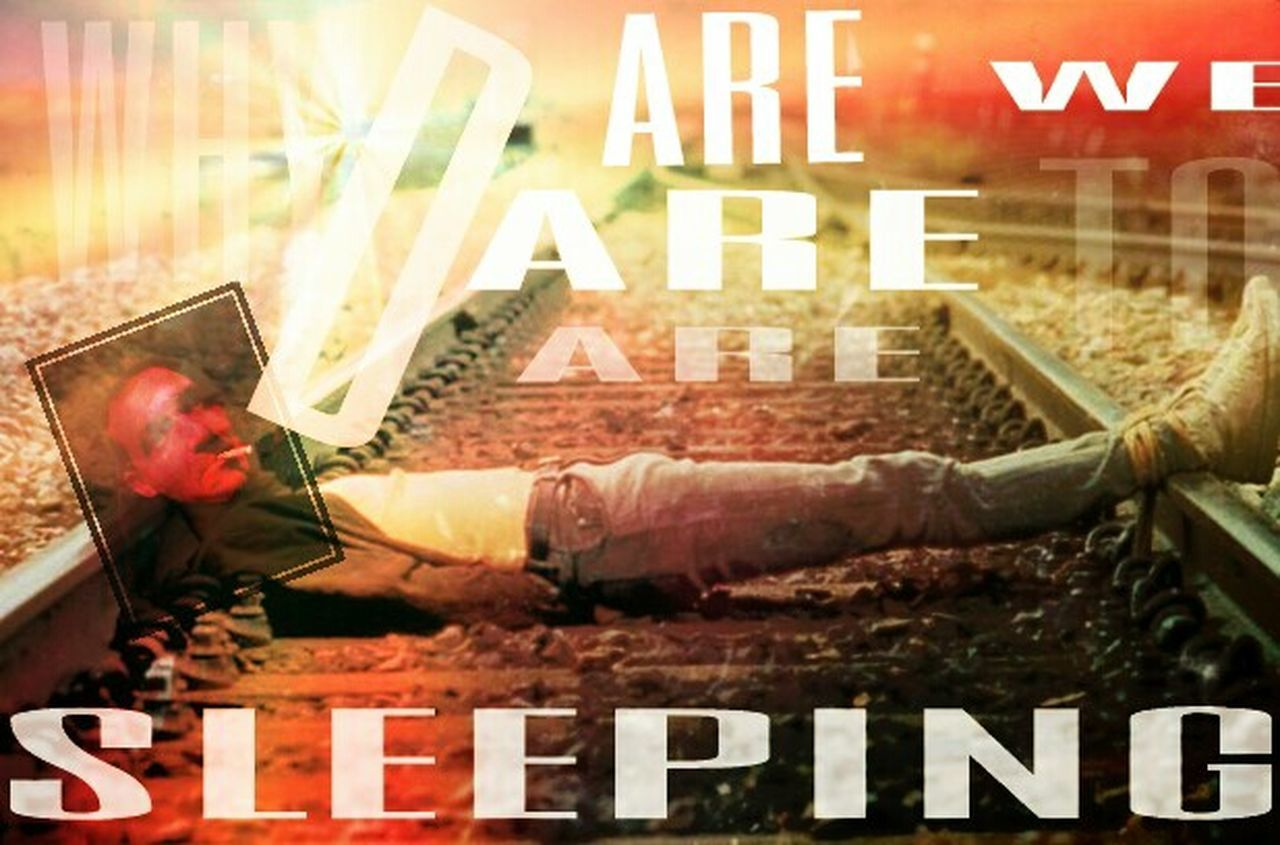 EyeEm WAKE UP CALL!!! The Human Condition Last Selfie Why Are We Sleeping Music Photoclip c link in comments