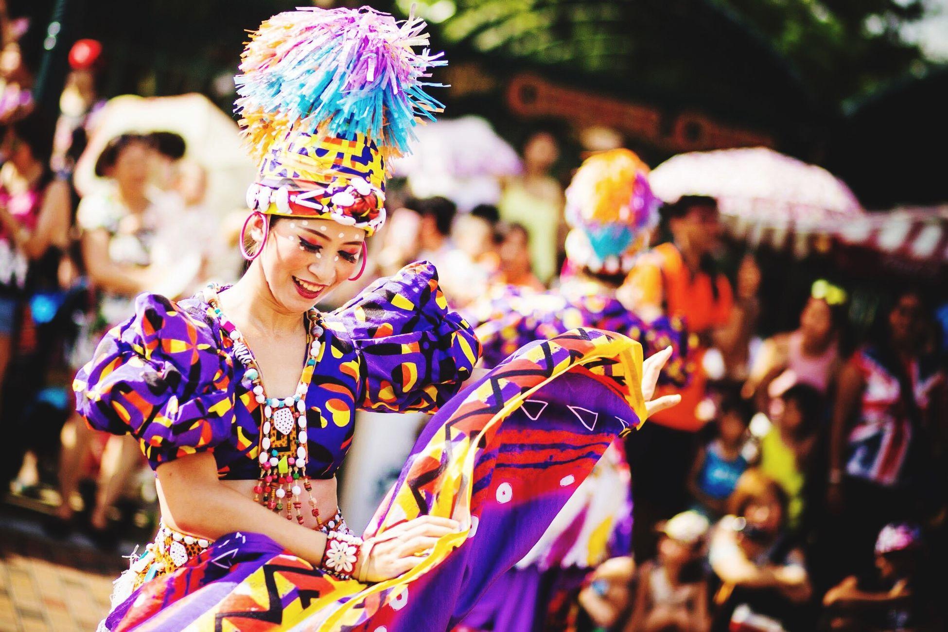 Alway do Jungle girl,but still love it Disneyland Parade Dancer