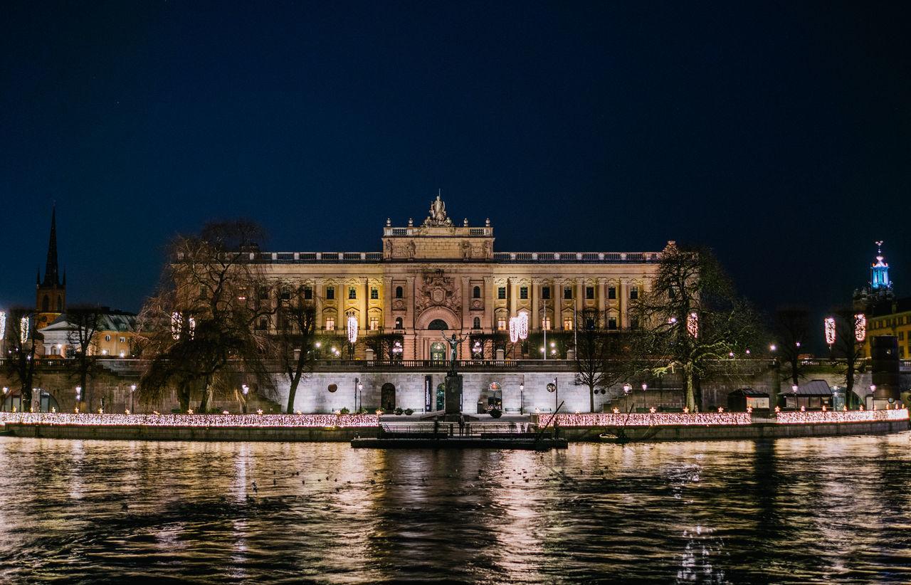 Architecture Night Stockholm