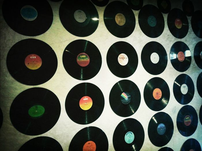 Wintage Collection Old Vinyl Random