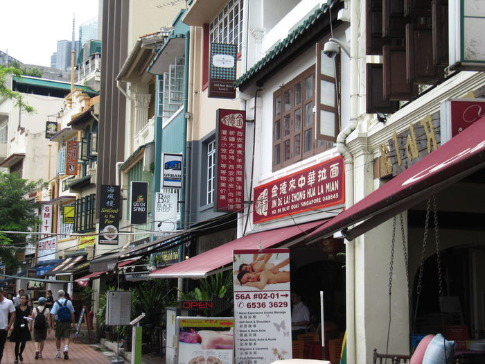 Architecture Asian Culture Built Structure City Old Buildings Old Town Residential Building Singapore Singapore Old Town