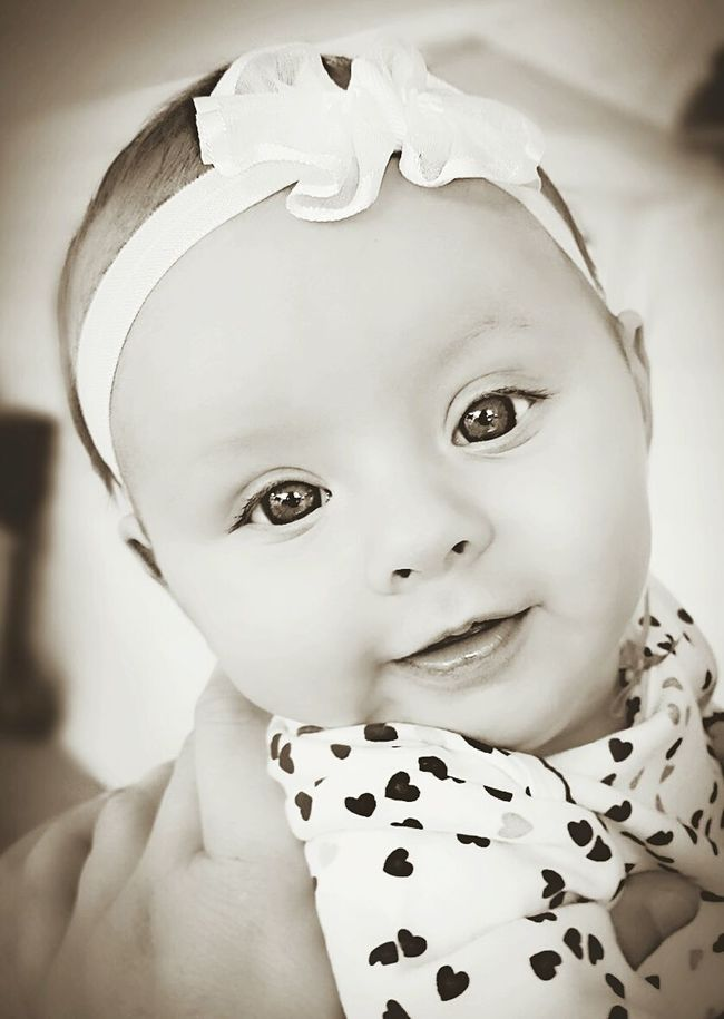Baby ❤ Baby Babygirl Baby Girl Babies Eyes Baby Eyes Smile Baby Smiling Sepia Sepia Photography Cambriejoanna Cambrie Daughter Cute Cutebaby Sweet Baby Photography Sweet Baby 3 Months Old Bright Eyes Sweet Girl Adorable Beauty Natural Beauty