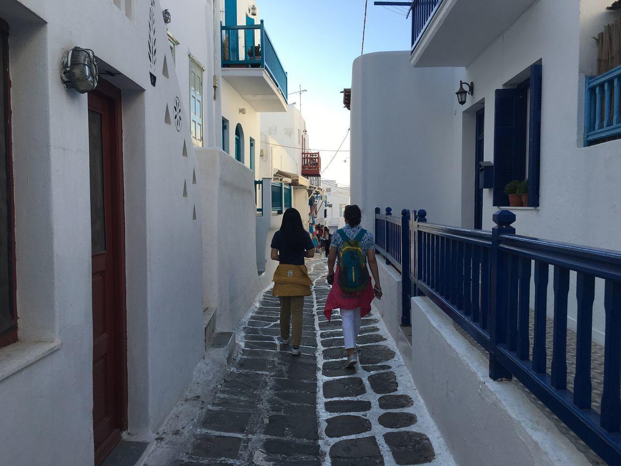 Mykonostown Traveling Love Traveling Cyclades Islands Travelphotography Mykonos,Greece Destination Best Destination Love Greece Travel Europe On The Way Walking