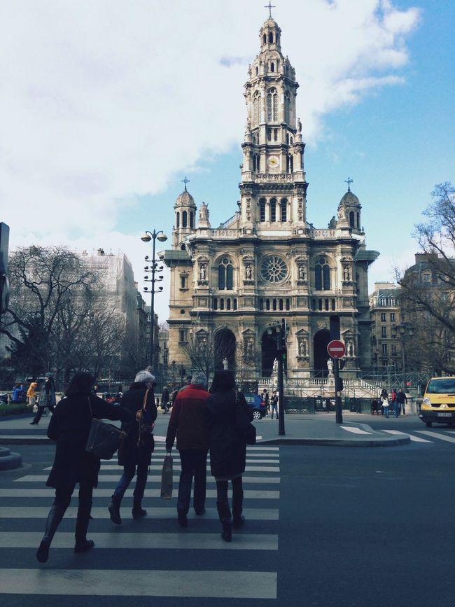 Bonjour! Paris x1w Project. Soon! Paris Landscape Urban Streetphotography