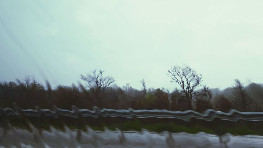 Out The Window  Rainy Rainy Day Rainy Days Driving Distorted Cool Colors The Great Outdoors - 2016 EyeEm Awards The Drive Somber