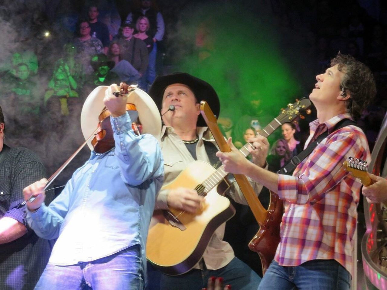 Garth Brooks Bok Center Country Music Concert Concert Photography