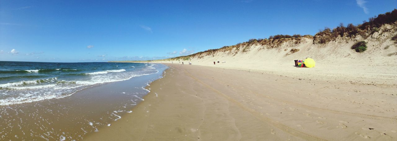 Panorama Beach Beach Sea Sand Nature Scenics Beauty In Nature Day Outdoors Vacations Water Clear Sky Sunlight Travel Destinations Landscape Netherlands Holiday Panorama Panoramic Panoramic Photography Panoramic View Panoramic Landscape Panoramashot Panoramic Photo