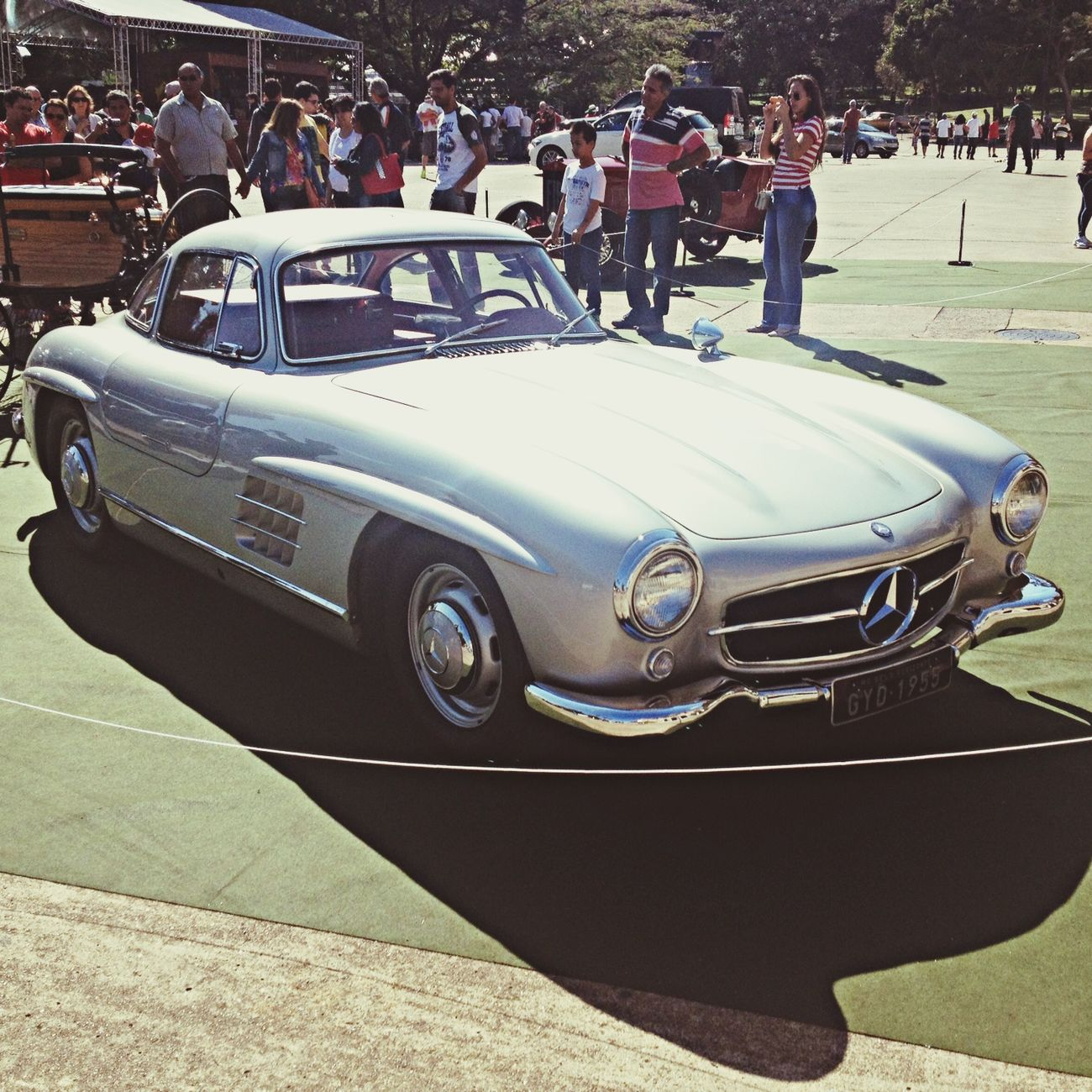 Eyeem Old Time Cars Official Photos Club 🚘🚕🚗🚕🚘 Classic Car Vintage Taking Photos 1955 Mercedes 300SL Gullwing
