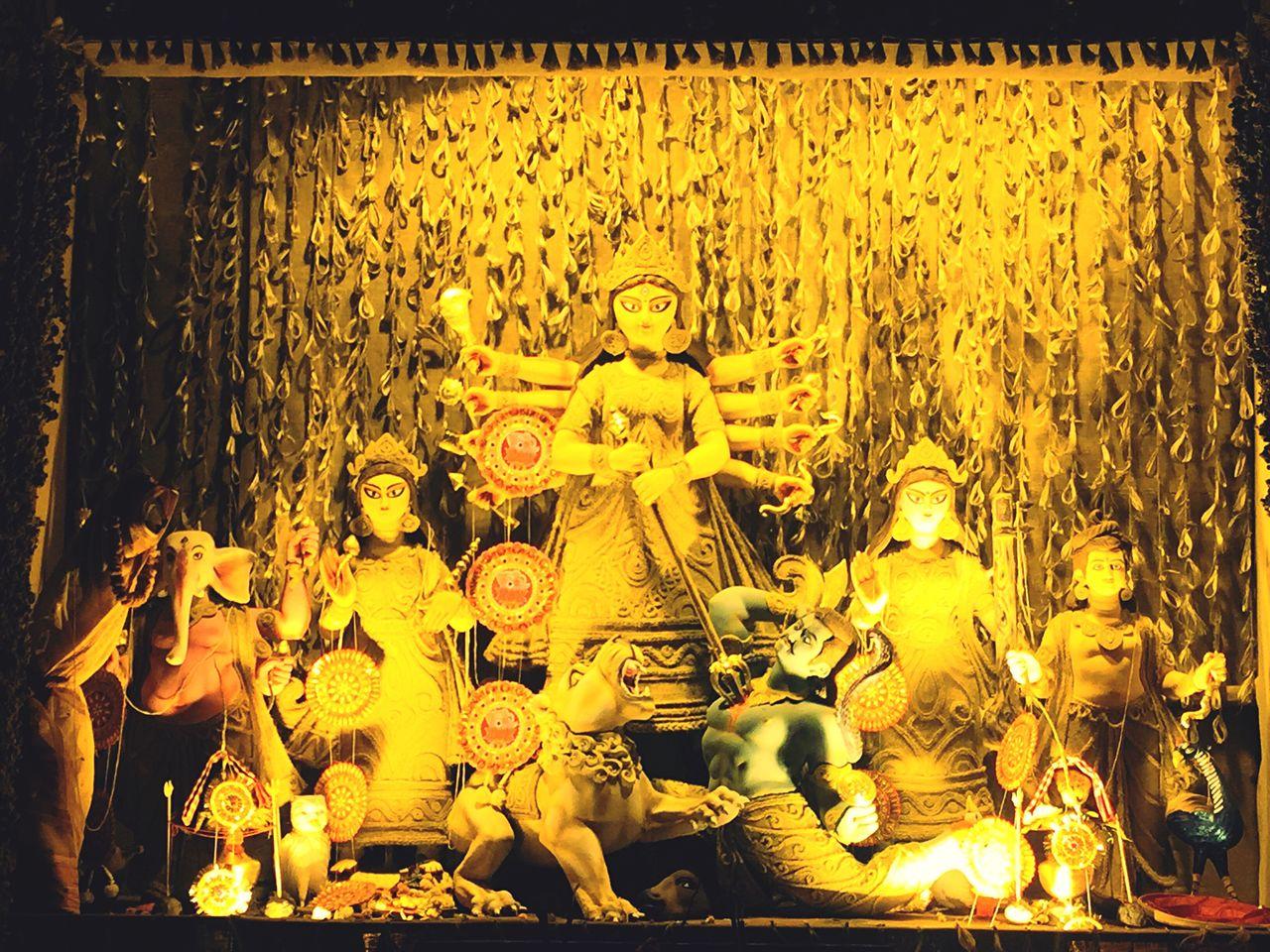 Durga Puja 2016 Pujo