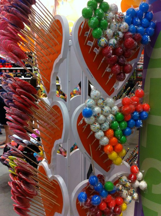 Candy Shop Candy Store Colorful Candies! Lollipop Market Stall Multi Colored Retail  TakeoverContrast The Week On EyeEm Colors And Patterns Food And Drink Sweet Food