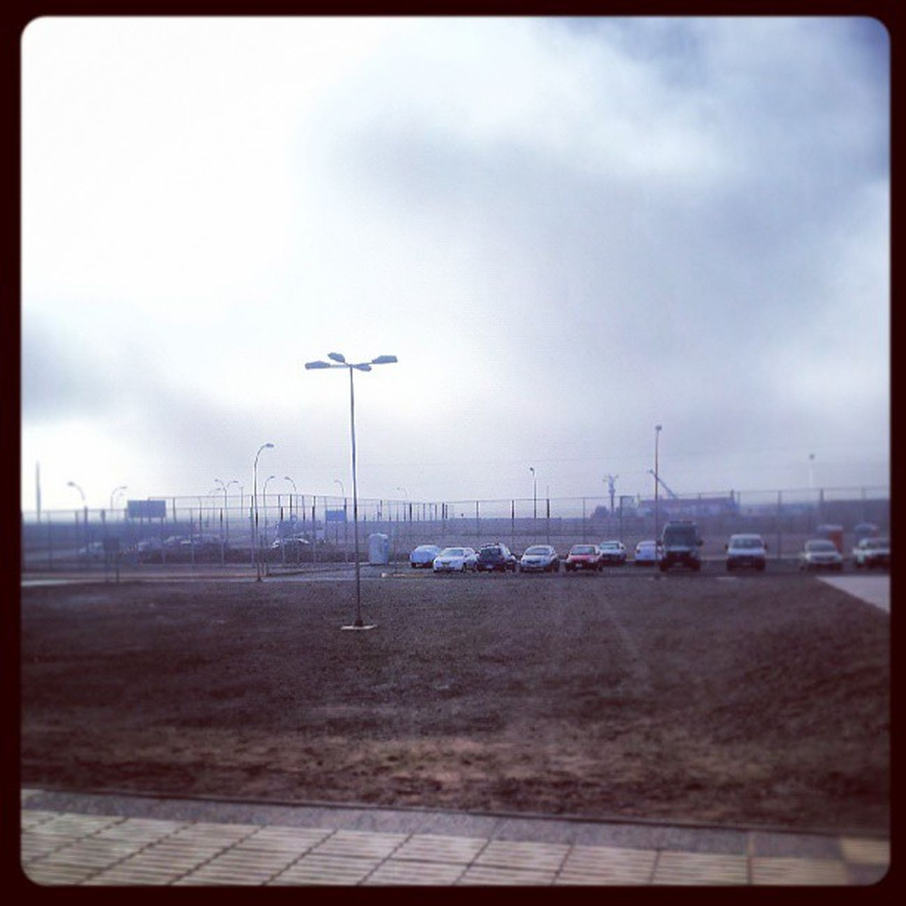 Dia de Nubes en el CpAntofagasta