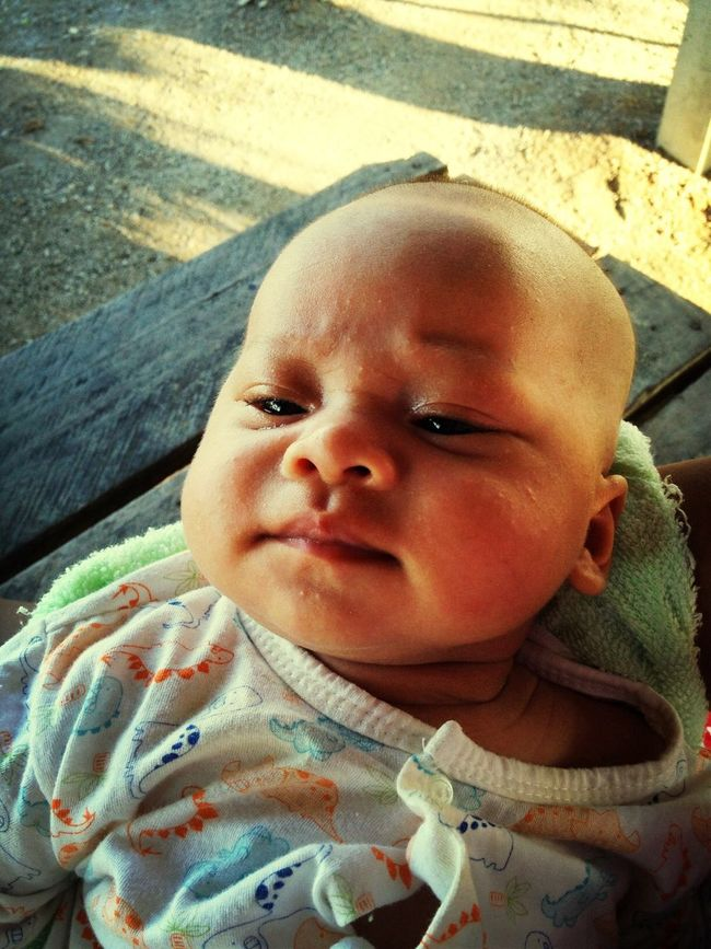 เด็กน้อย First Eyeem Photo