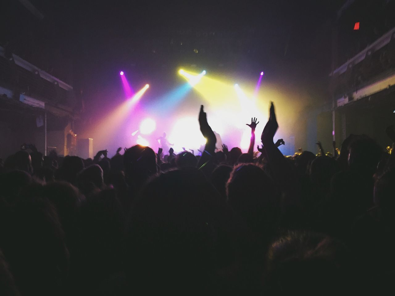Beautiful stock photos of concert, Arms Raised, Arts Culture And Entertainment, Concert, Enjoying