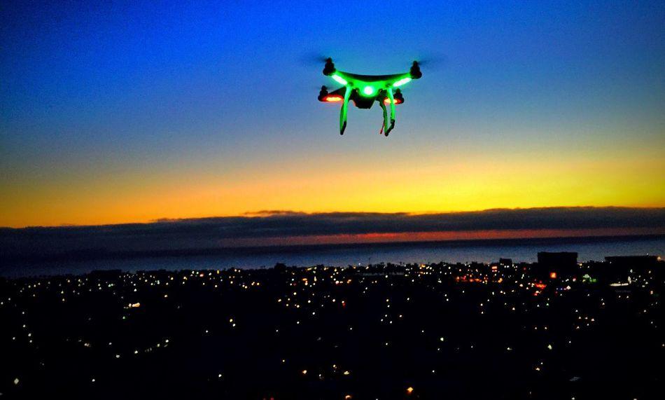 Volando el Dron en Playas de Tijuana. Después de meses sin volar Drone  Goprp Dji Phantom
