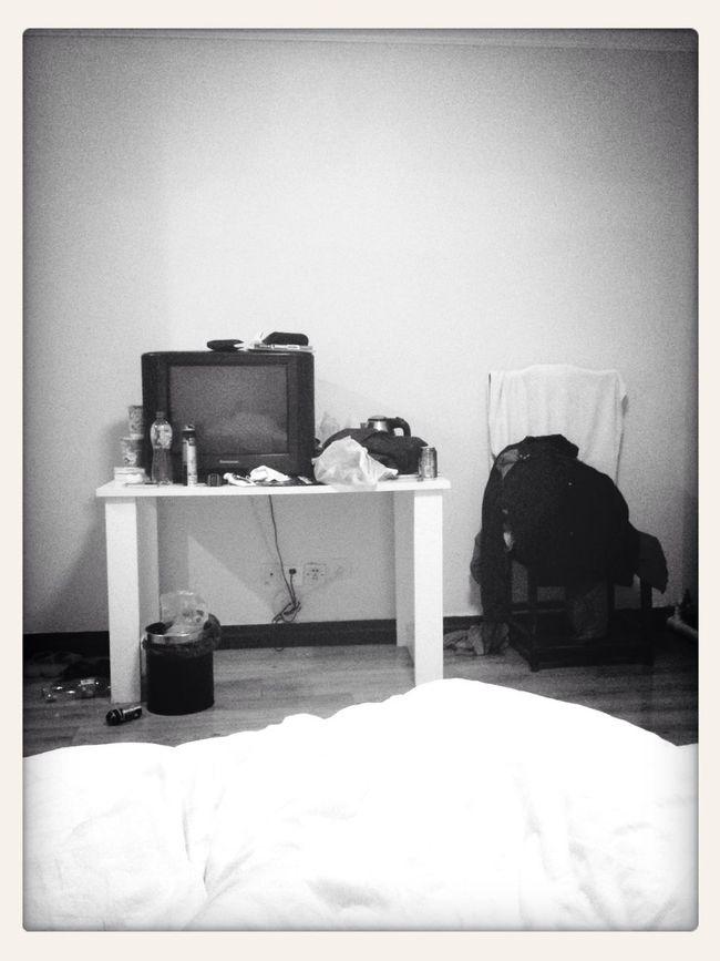 Random Bedroom Hostel Boring a boring morning at the hostel in Beijing... First Eyeem Photo