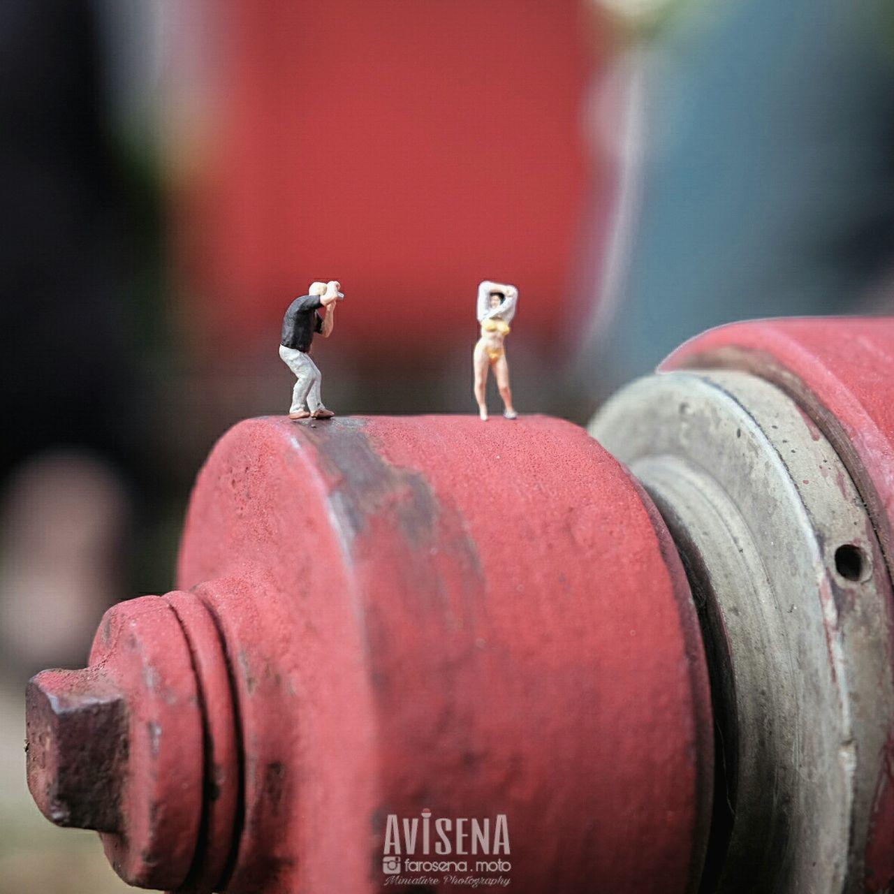 Miniature Photography: Model Photographer Miniatures Miniatureart Preiser Photographer In The Shot Photographer First Eyeem Photo