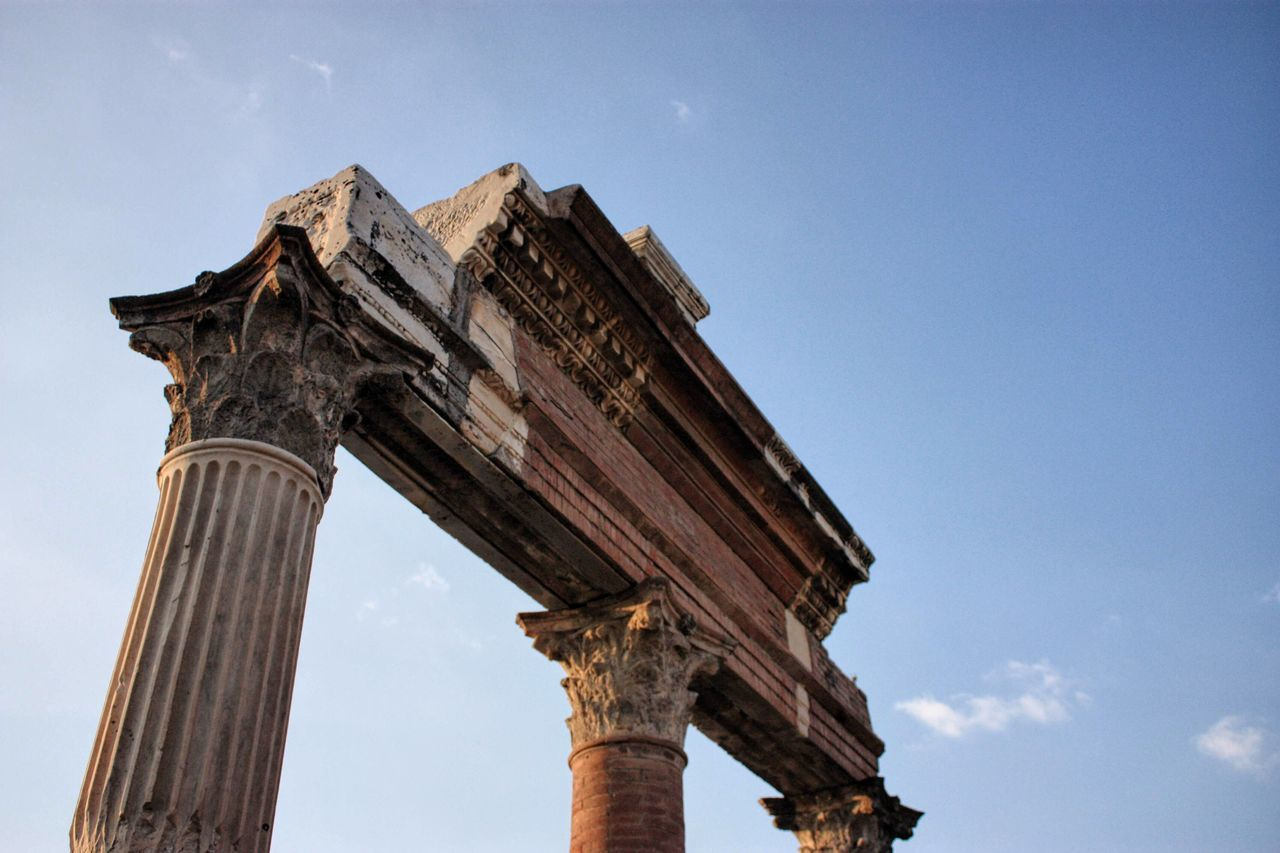 Beautiful stock photos of pompeji, Ancient, Ancient Civilization, Architectural Column, Architecture