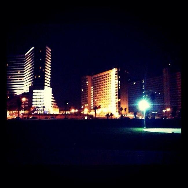 Night Tel-aviv