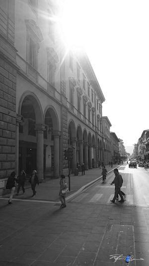 The Street Photographer - 2016 EyeEm Awards Urban Spring Fever Old Town Black And White Z3 Xperia Arezzo Italy🇮🇹 Arezzox Black & White