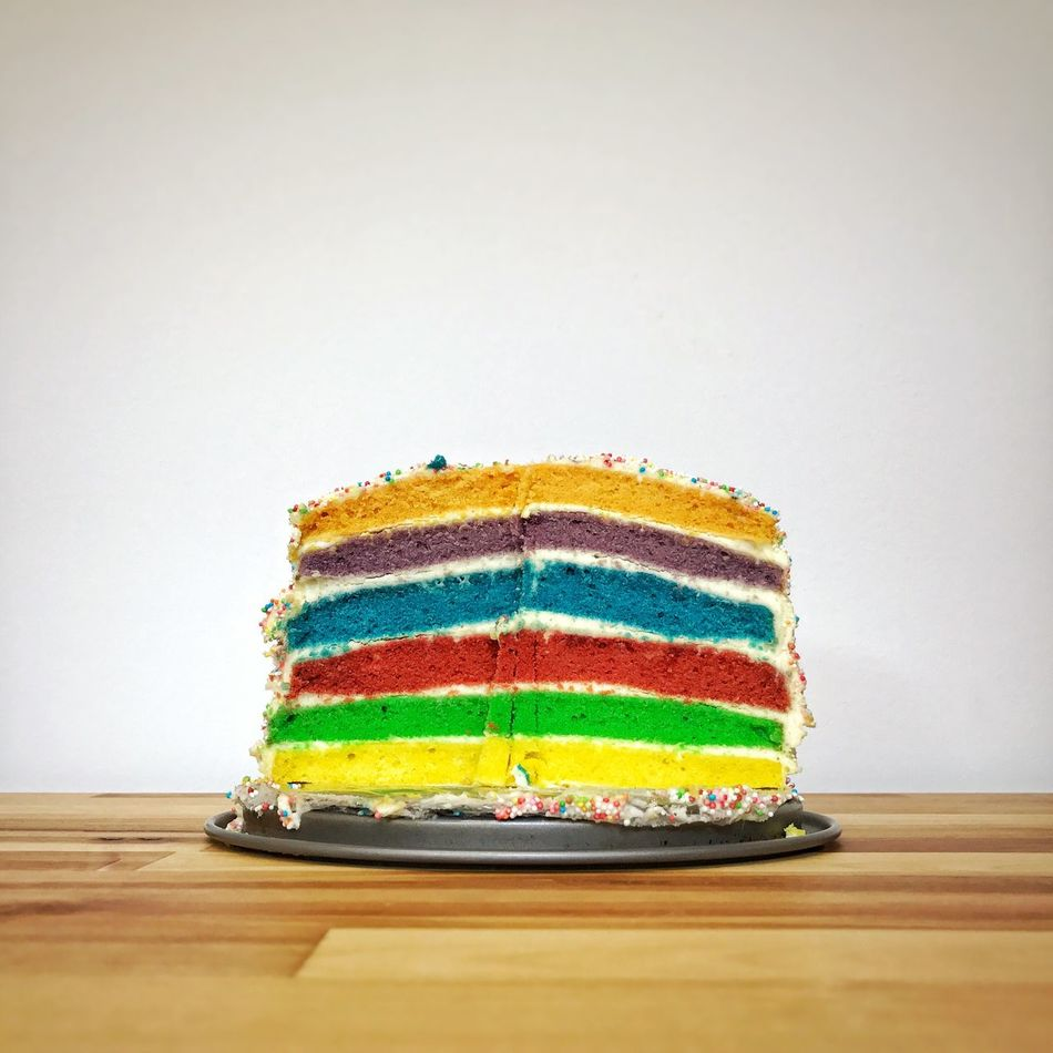 Colorfull Cake Whitewall Sweet VariousColors EyeEm Diversity