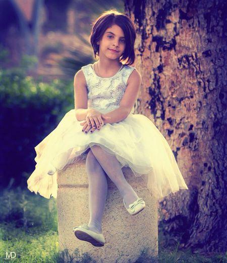 Fashion Portrait Cute Model