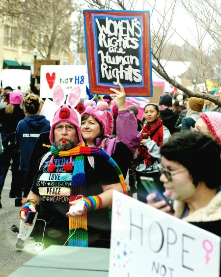 Womensmarch Womensmarchdc2017 Womens March DC Womensmarchonwashington Womensmarchsantacruz.com WomensRights Equalrights Womenshealth Togetherness Equality Protest Social Issues Large Group Of People