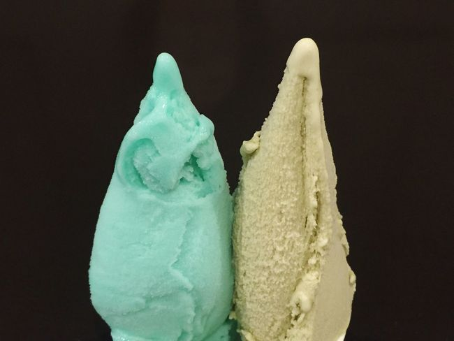 Gelato Mint Green Moss Green Green Ice Cream Soft Serve Soft Serve Ice Cream