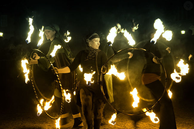Bachadvent 2014 Dancing With Fire