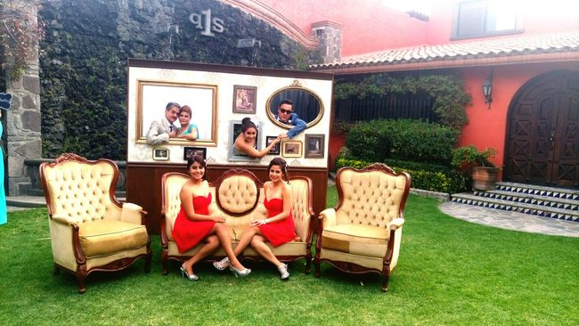 Weeding Party Justmarried💑 Tepozotlan Mexico City Family Time