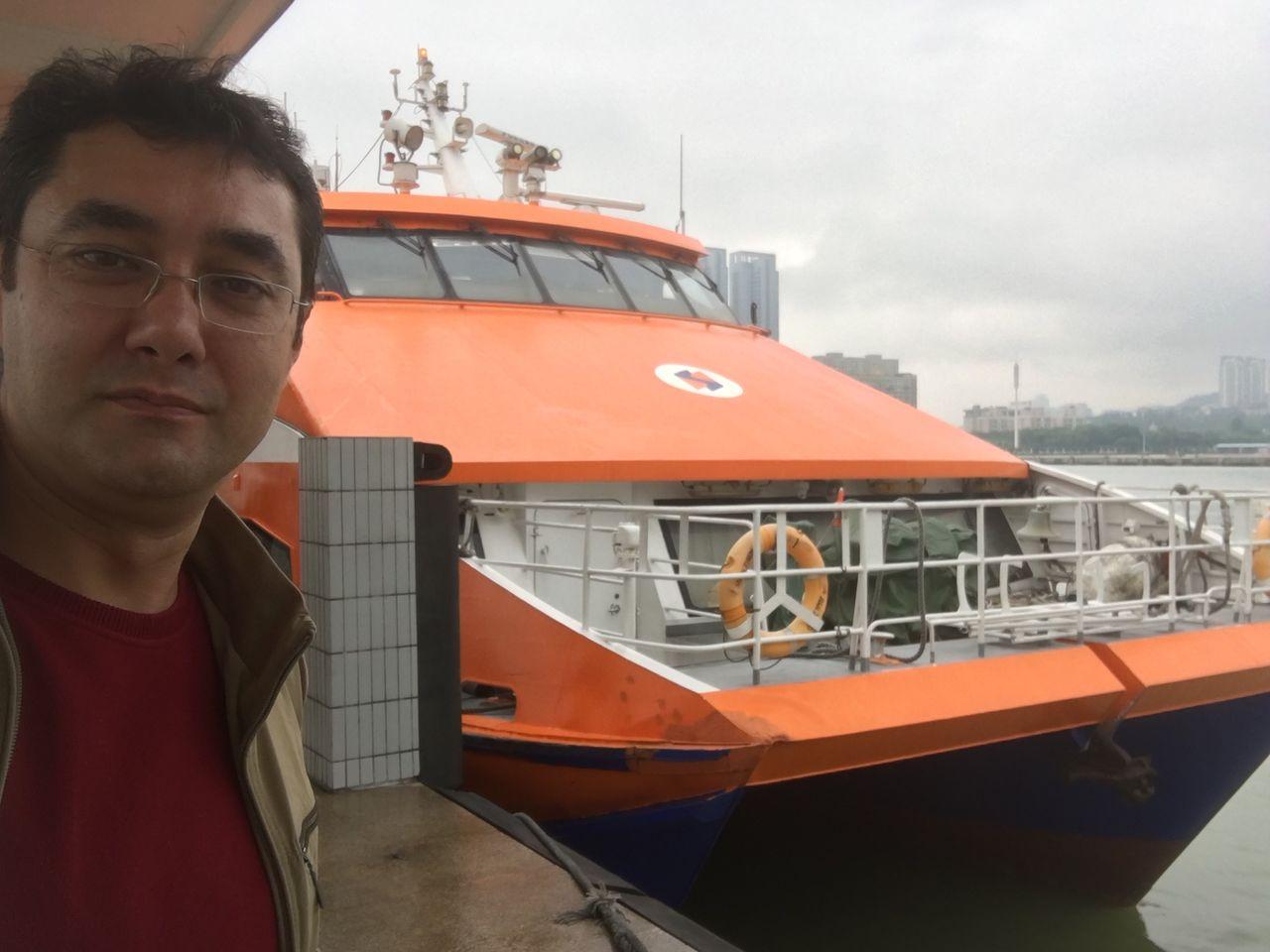 Zhuhai China Nature EyeEm Eyeem Market EyeEm Gallery EyeEm Best Shots Boat Ferry Ferryboat Beauty Of China