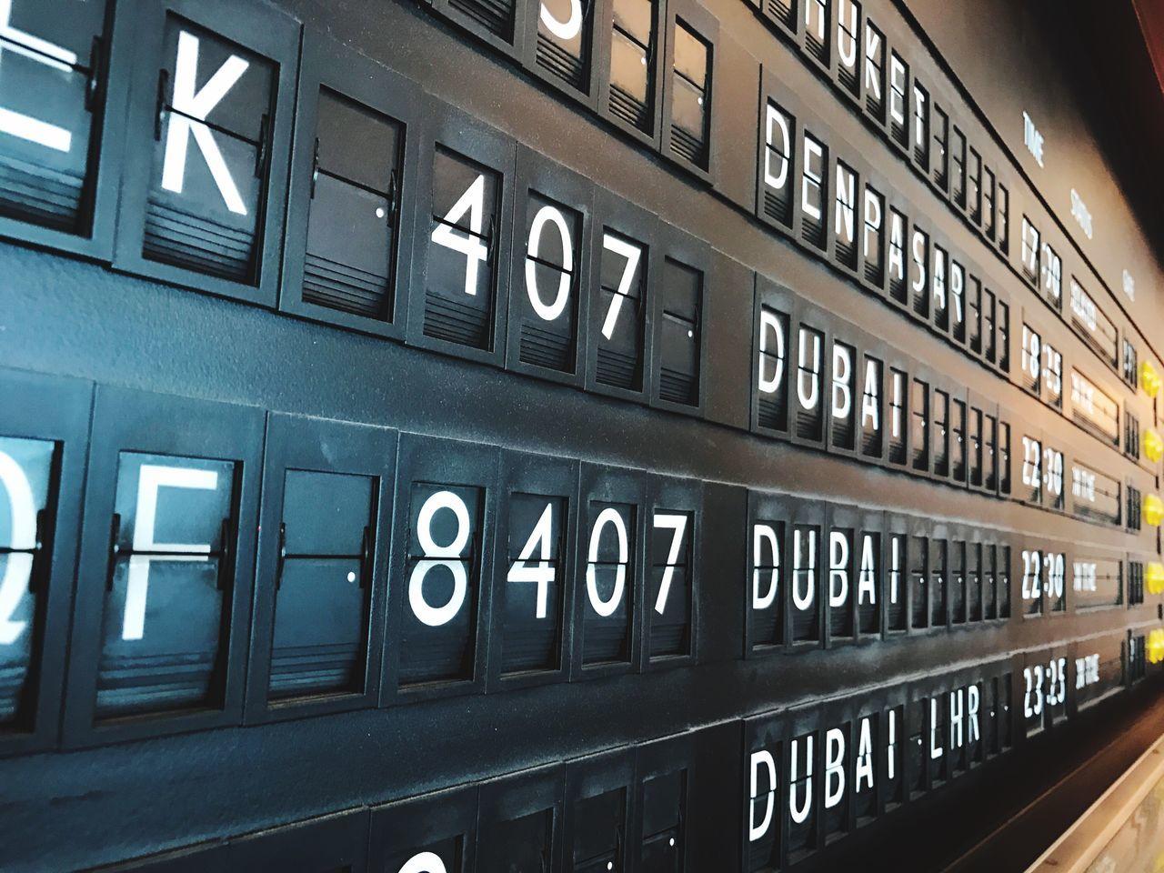 Airport Departure Departure Times Departures Board