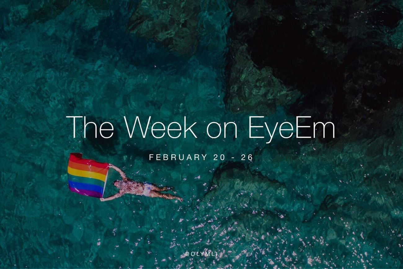 Dive into a week's worth of beautiful photography on EyeEm: eyeem.com/blog/?p=64571 👉 The Week On EyeEm