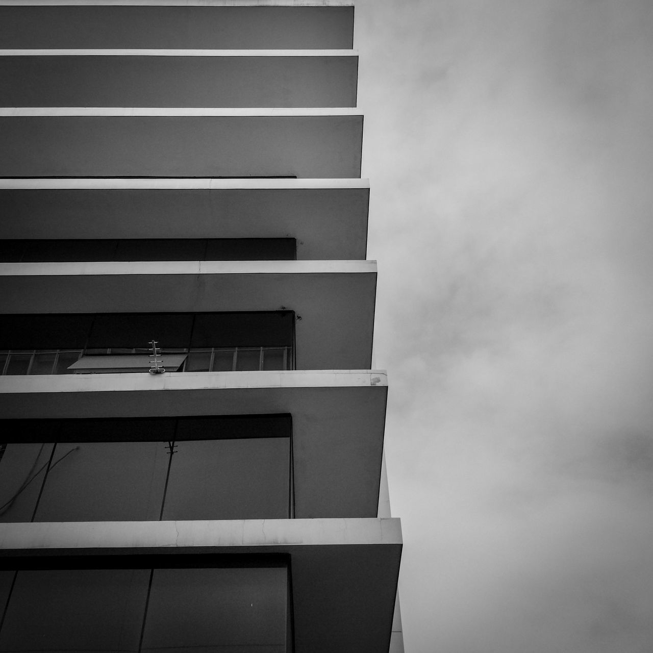 Architecture Building Exterior Sky No People Built Structure Outdoors Day Walking Around Black And White MIphotography Architecture