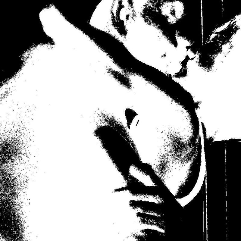 Good night dear!!!😘😘 Silhouette Human Body Part People Bw_collection Love Is In The Air Mimundoytu Pensamientos En Voz Alta Aprenent Night Silhouette Bw_lover Adult Love ♥