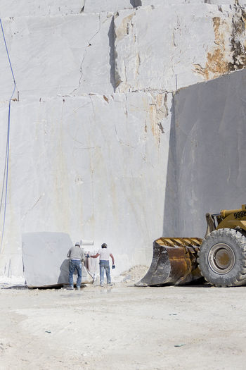 THÉVOZ—CHOQUET© 2015  Analog Carrara Craftsmanship  Extract Mammal Nikon Quarries