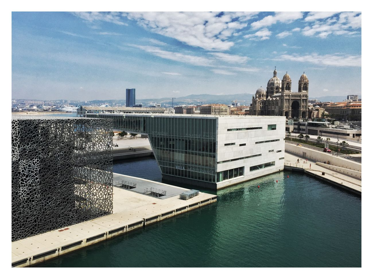 Architecture ... The Architect - 2015 EyeEm Awards NEM Architecture Architecturelovers Church :: MUCEM And Fort St-Jean, Marseille :: Feel The Journey