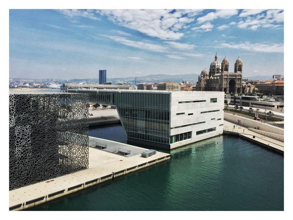 Architecture ... The Architect - 2015 EyeEm Awards NEM Architecture Architecturelovers Church :: MUCEM And Fort St-Jean, Marseille :: Feel The Journey