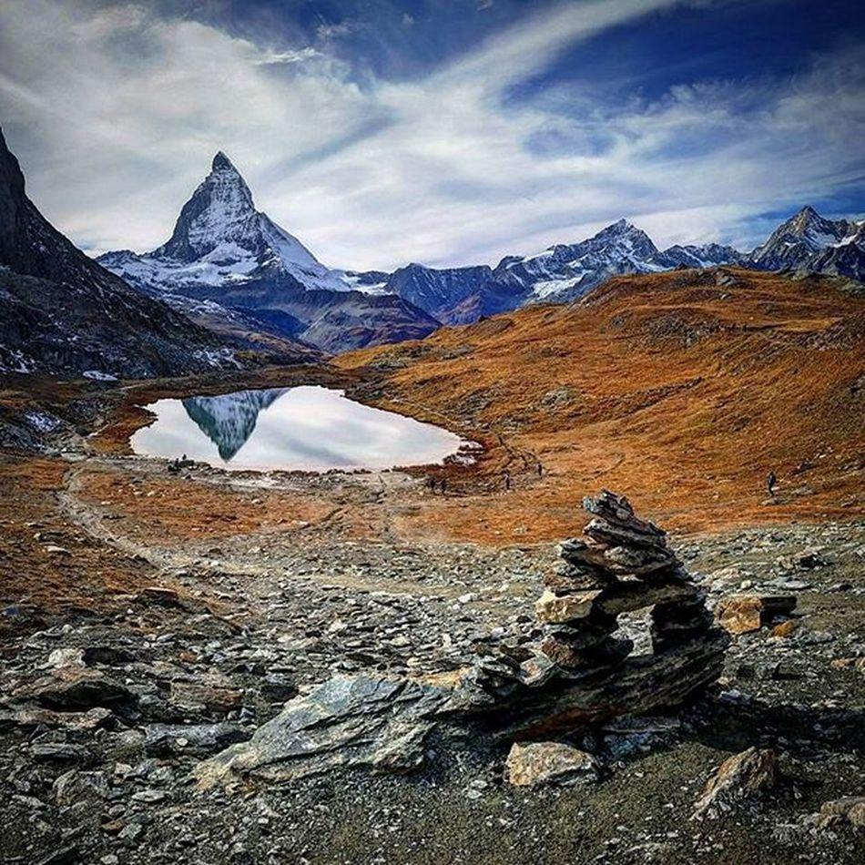 Drawwithlight Mobilephotography SamsungS5 Utravelhk Zermatt Matterhorn  Switzerland Mountain Lake 瑞士 策馬特 手機攝影 Travel 旅行 行山 湖 Sky