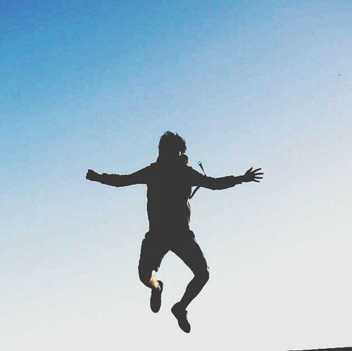 Un gran salto para la humanidad xdd Salto Buenos Momentos Moments FotoDelDia