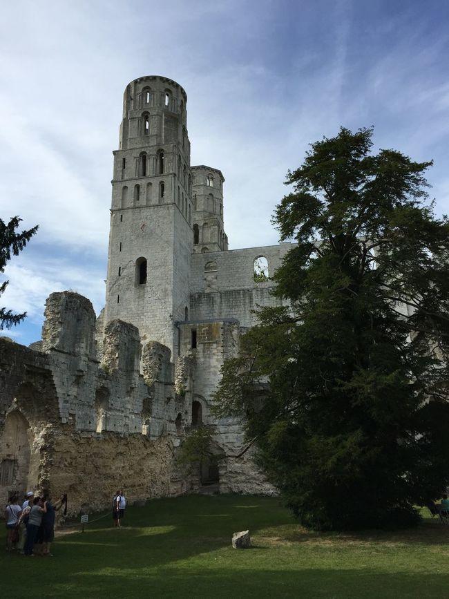 abbaye de Jumiège Normandie