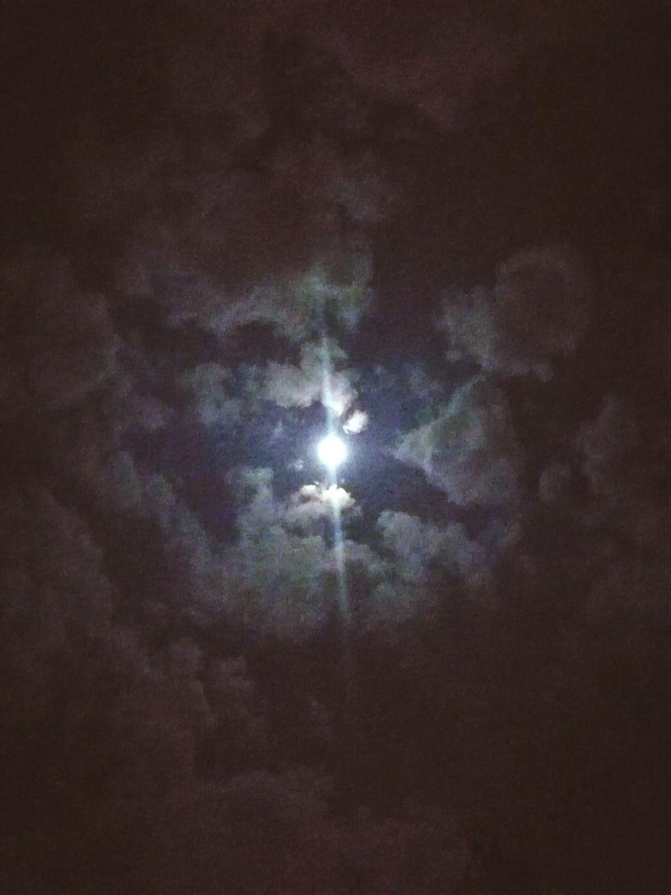 First Eyeem Photo Fullmoon Moon Night Cloud And Sky Bright Moon Light Moon Beams Thai Thailand Thailand Night