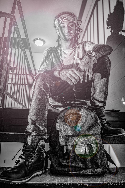 Ocean Views Fashion Photography Swag Model Michaelkors Backpack HDR HDRphoto Hdrphotography Likes Follow Followback B&w